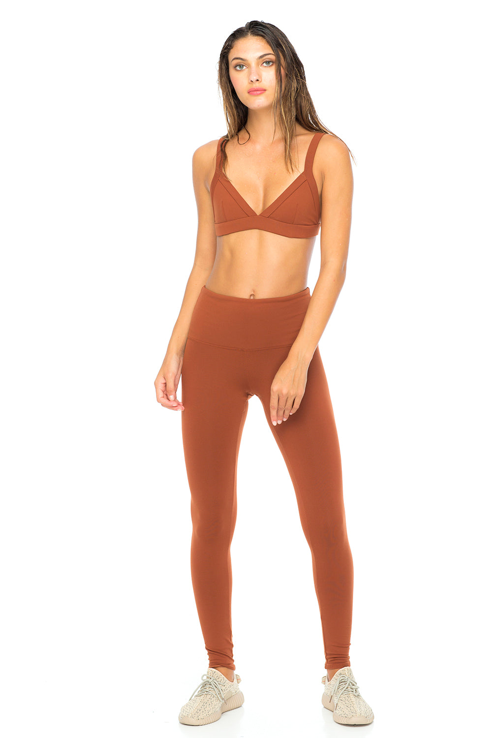 INDAH Mars Full Length Legging in Tech Fox