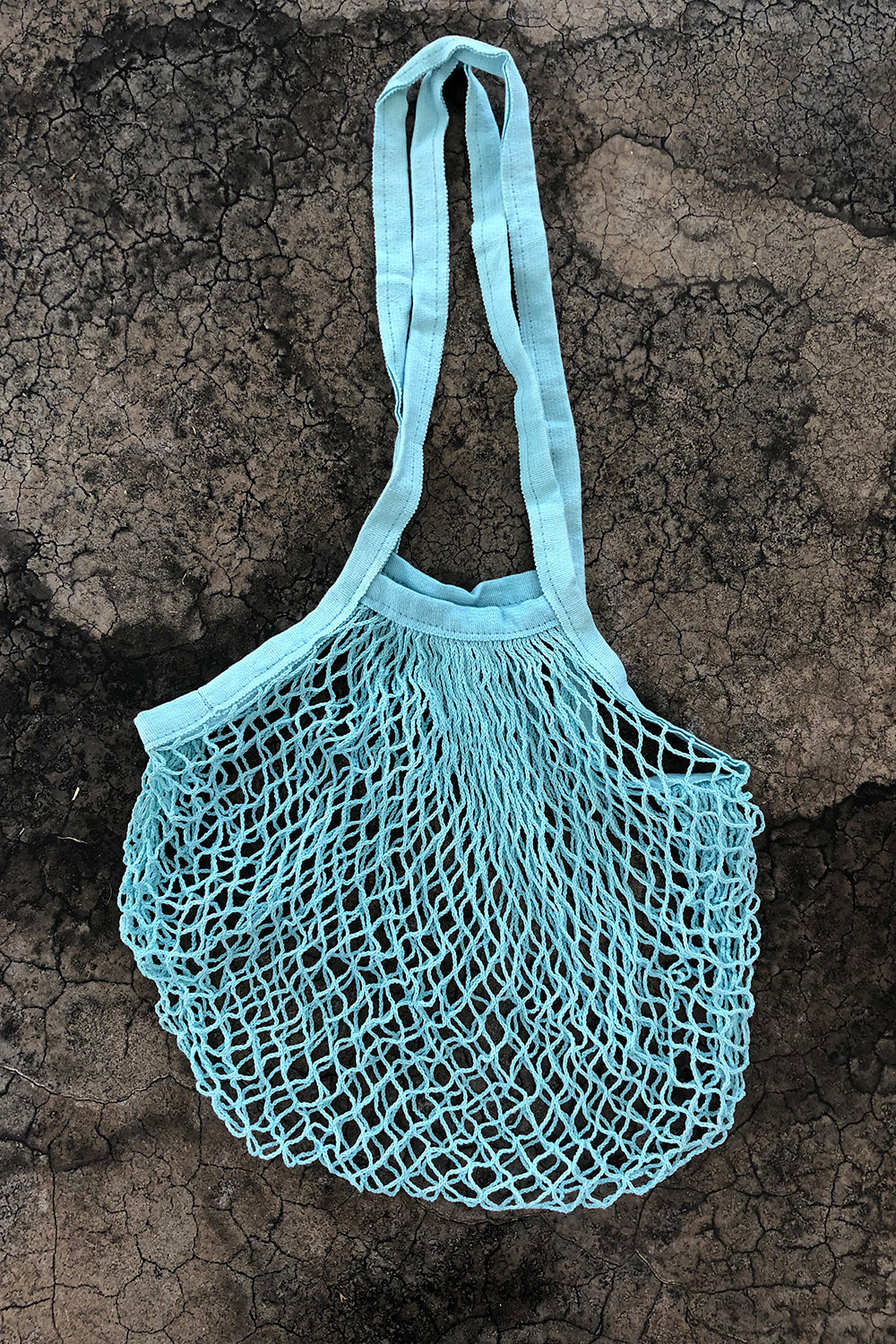 Casa Clara Mia Market Bag in Teal