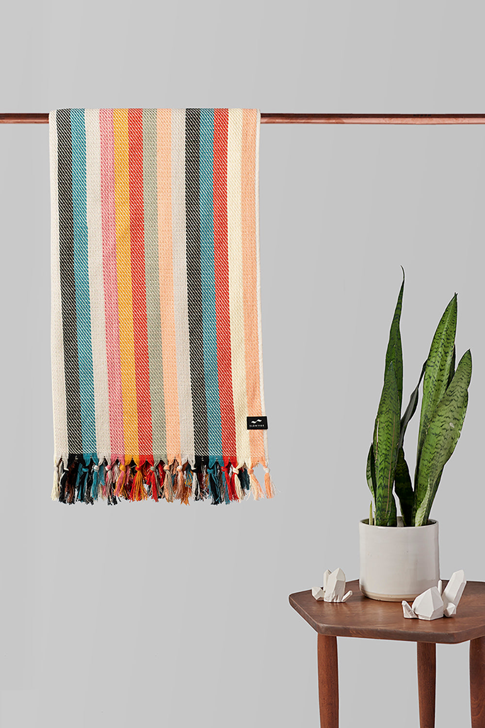 Slowtide Turkish Beach Towel in Parker
