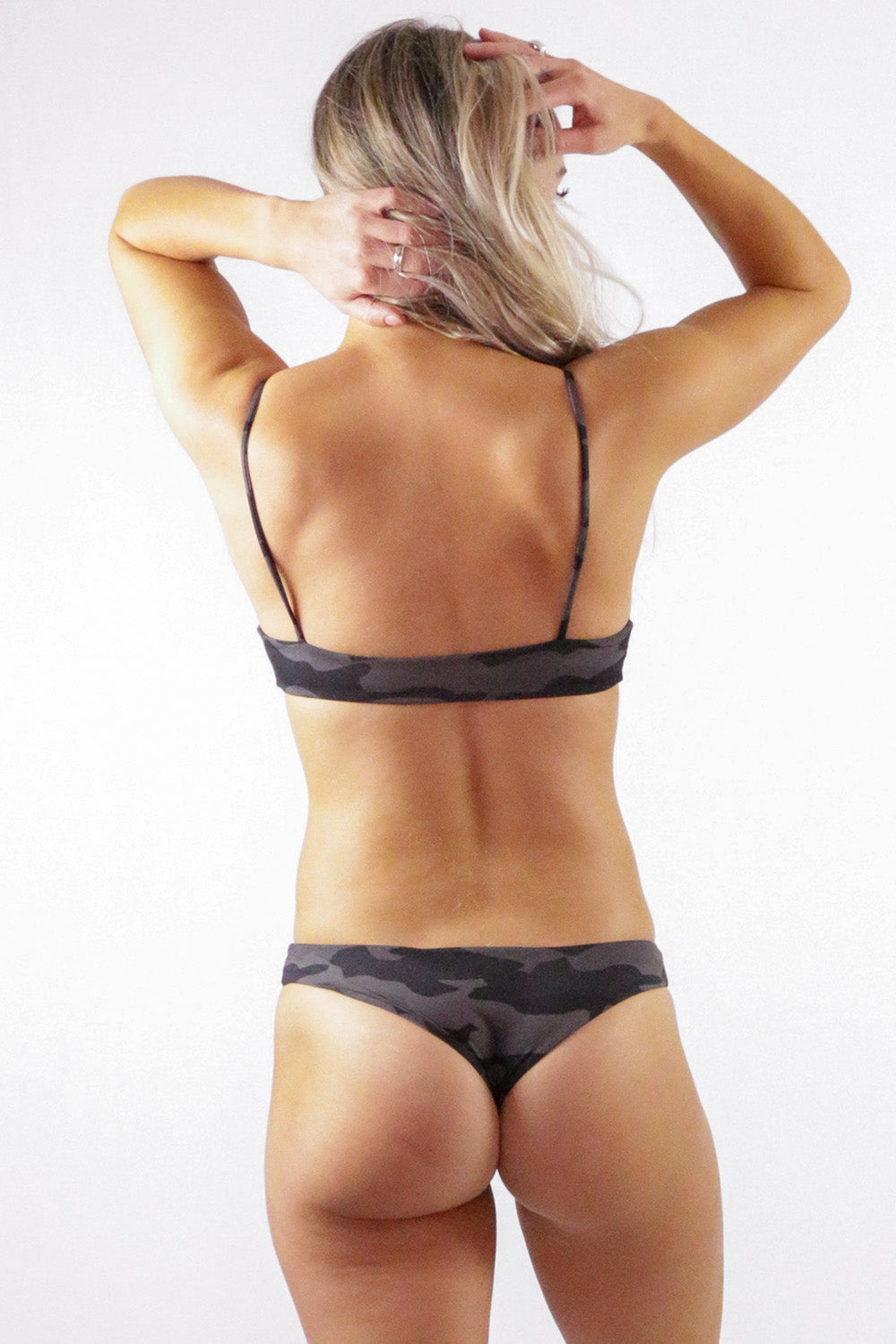 Mai Deluxe Everyday Bottom in Black Camo