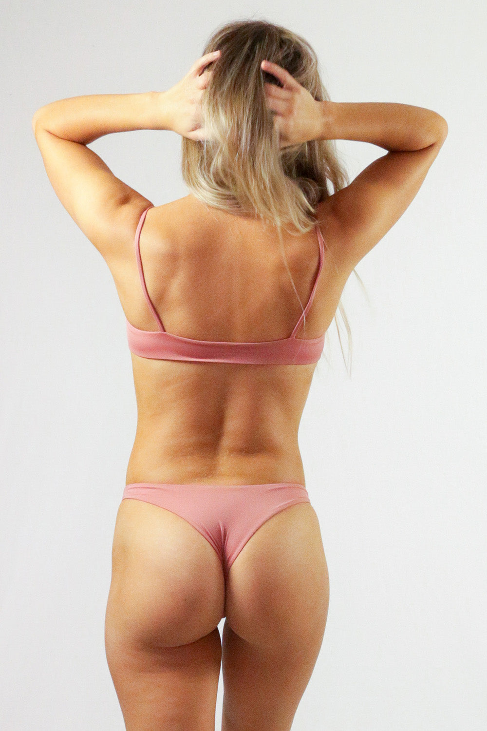 Mai Deluxe Everyday Bottom in Rose