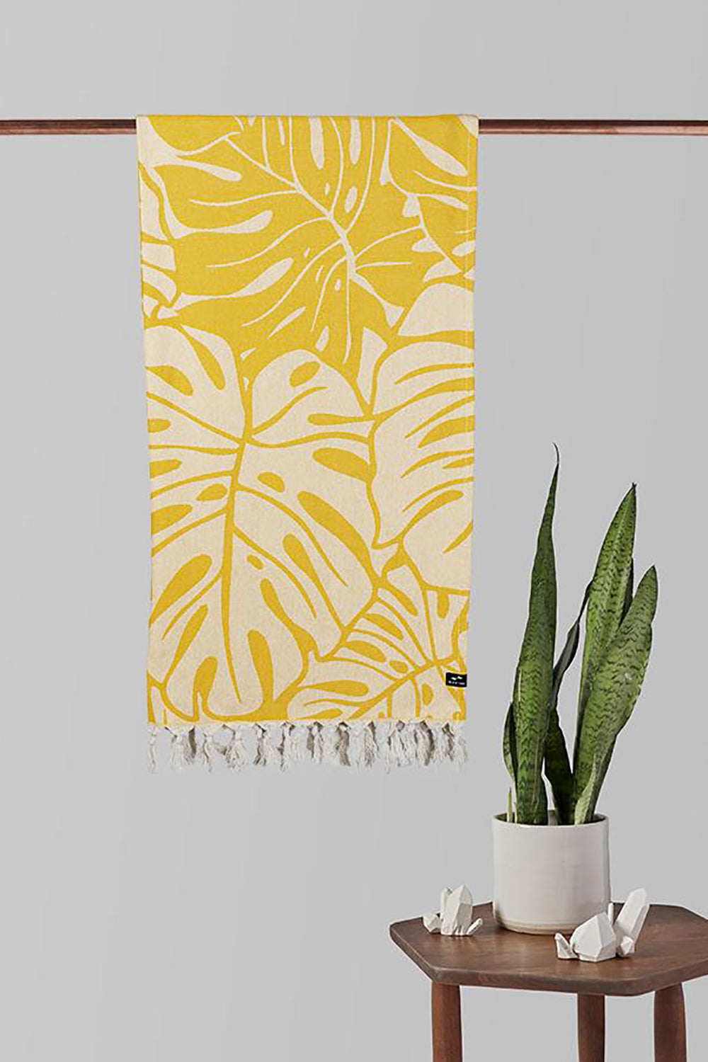 Slowtide Beach Towel in Tarovine