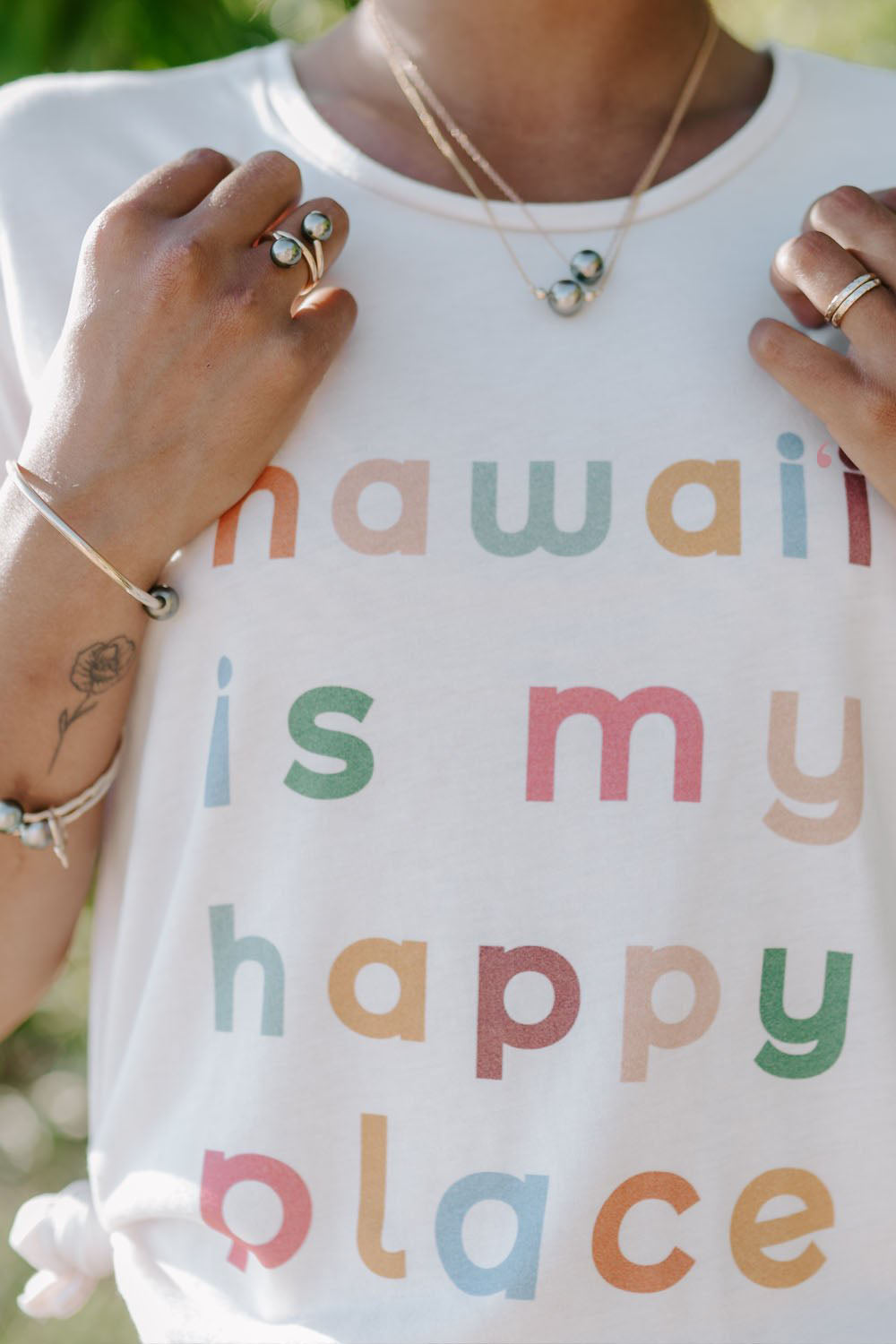 Dolkii Tee Hawai'i is My Happy Place in Coconut