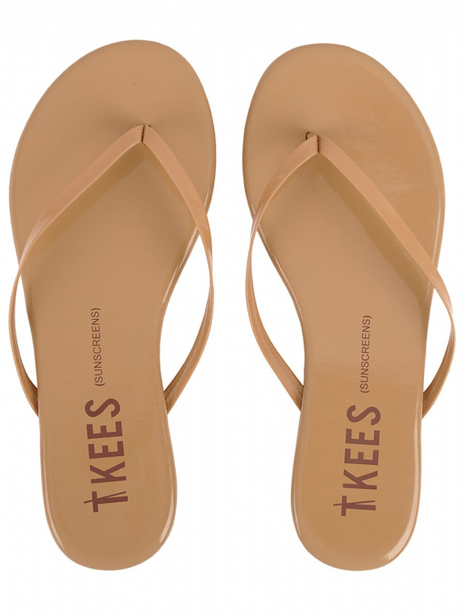 TKEES Sunscreens Flip Flops in SPF 15