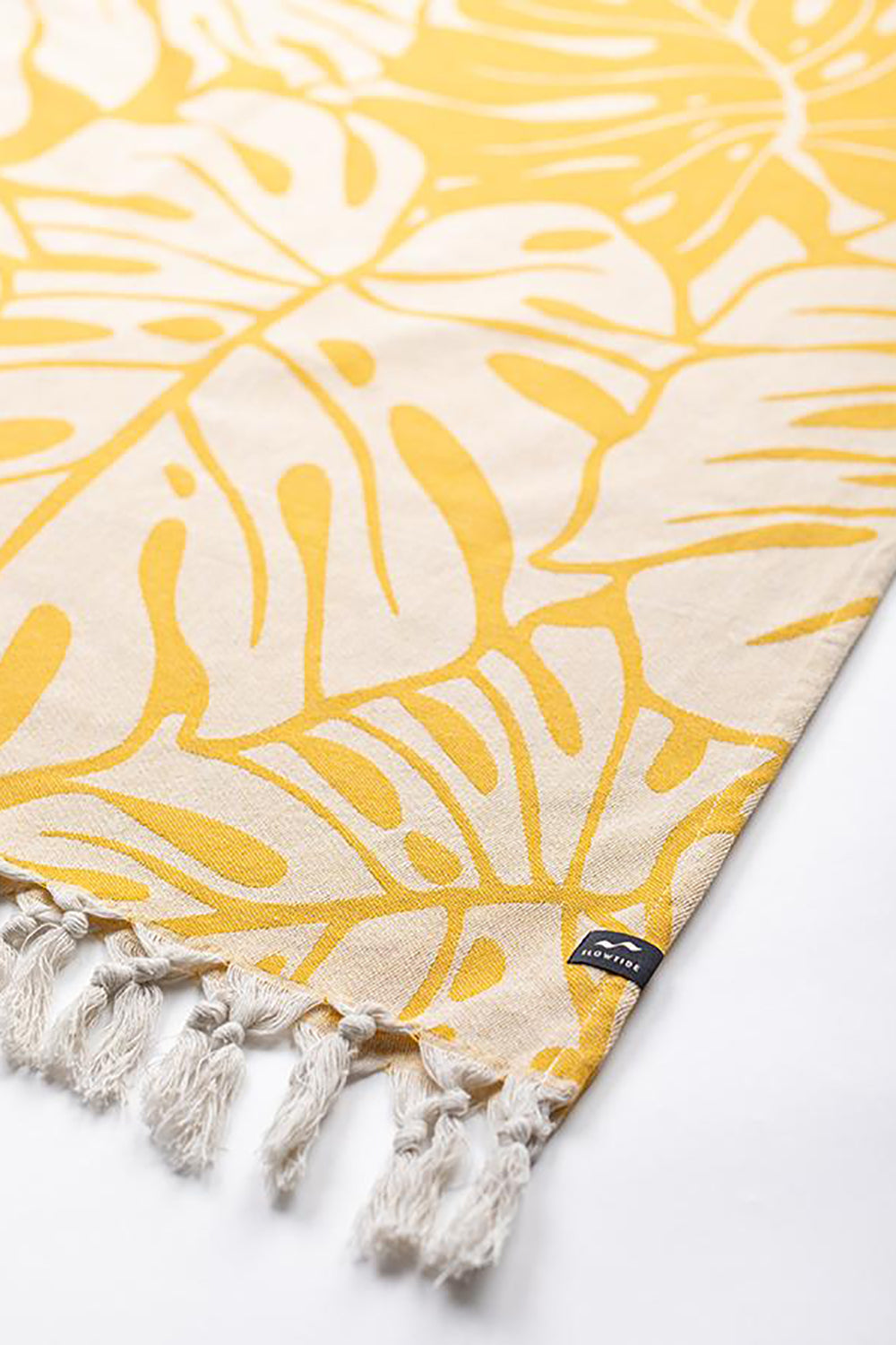 Slowtide Turkish Beach Towel in Tarovine