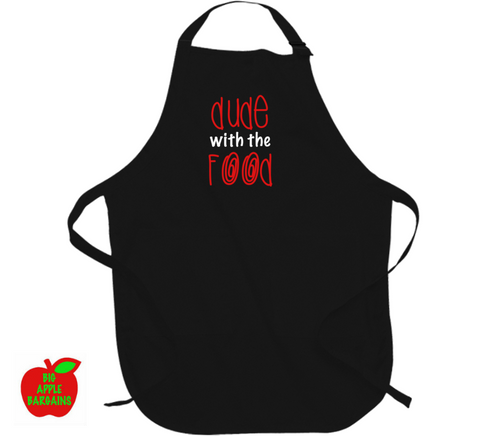 Dude with the Food (Apron) ㋡ Big Apple Bargains