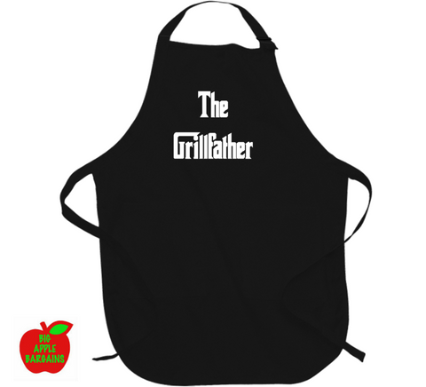 The Grillfather (Apron) ㋡ Big Apple Bargains