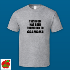 THIS MOM HAS BEEN PROMOTED TO GRANDMA ㋡ Big Apple Bargains - 6