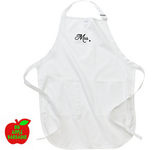 Mr. & Mrs. (Apron) ㋡ Big Apple Bargains - 3