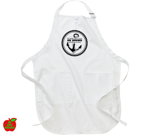 No matter where I roam NEW BRUNSWICK will always be home (Apron) ㋡ Big Apple Bargains