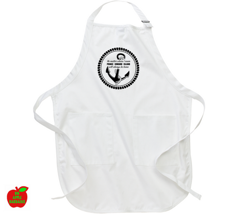 No matter where I roam PRINCE EDWARD ISLAND will always be home (Apron) ㋡ Big Apple Bargains