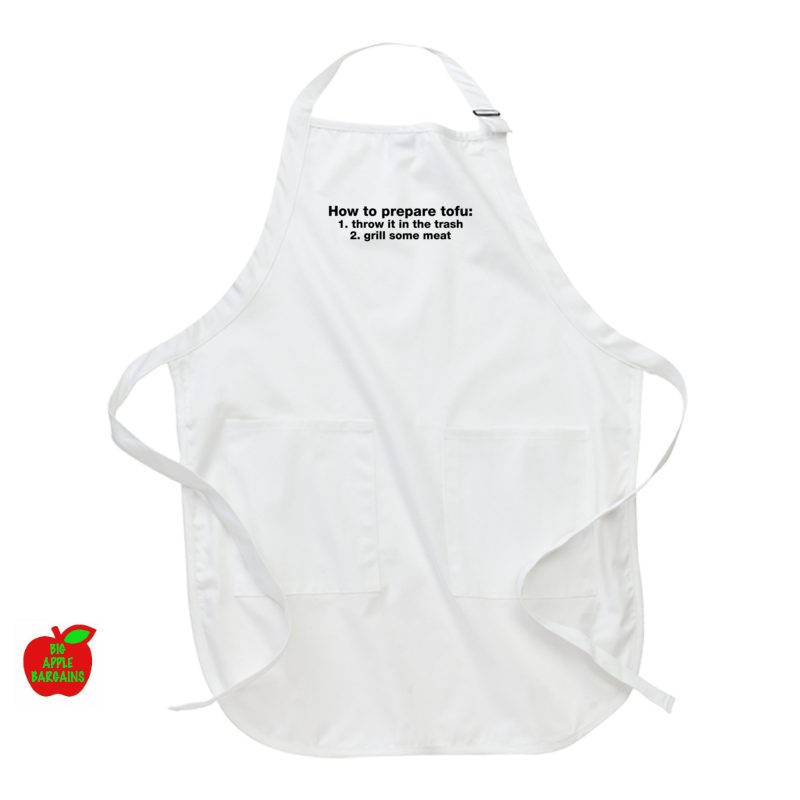 How to prepare tofu (Apron) ㋡ Big Apple Bargains - 1