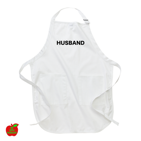 HUSBAND (Apron) ㋡ Big Apple Bargains - 1