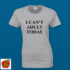 I CAN'T ADULT TODAY ㋡ Big Apple Bargains - 3