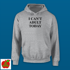I CAN'T ADULT TODAY ㋡ Big Apple Bargains - 15