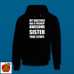 MY BROTHER HAS A FREAKIN' AWESOME SISTER ㋡ Big Apple Bargains - 13