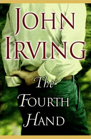 The Fourth Hand (Hardcover) ㋡ Big Apple Bargains