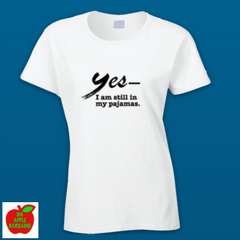 Yes— I am still in my pajamas ㋡ Big Apple Bargains - 2