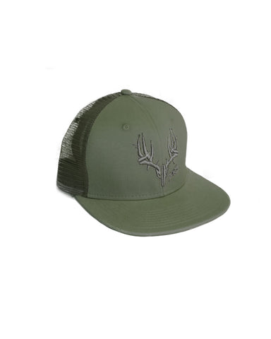 Field Trucker Hat - Olive