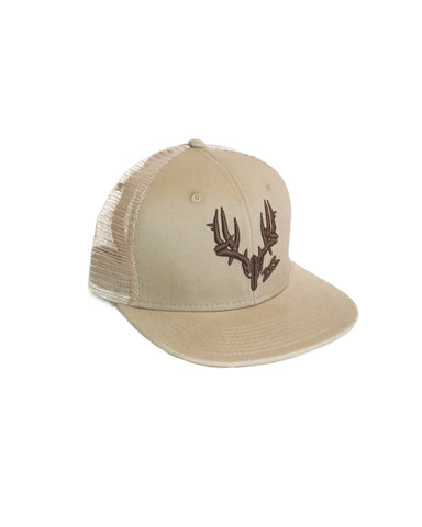 Field Trucker Hat - Tan