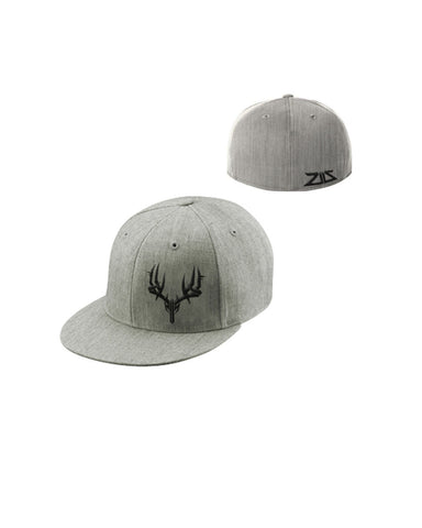 Icon Flatbill Gray/Black