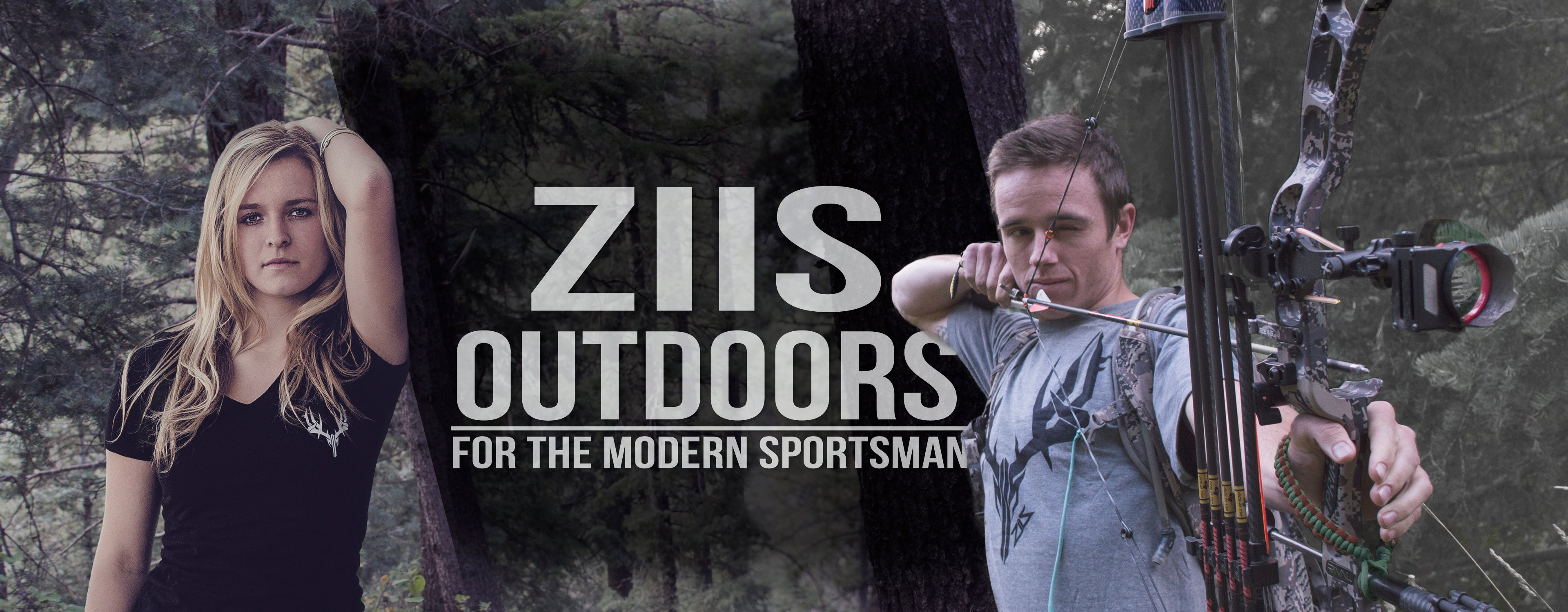 Man bowhunting with Prime bow in Ziis Apparel and sitka