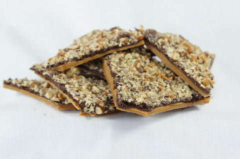 Pecan Milk Chocolate Toffee