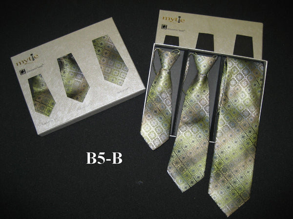 FATHER & SON TIES B5-B