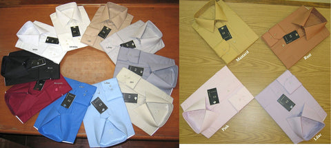 Giovanni Testi Modern Fit Shirts