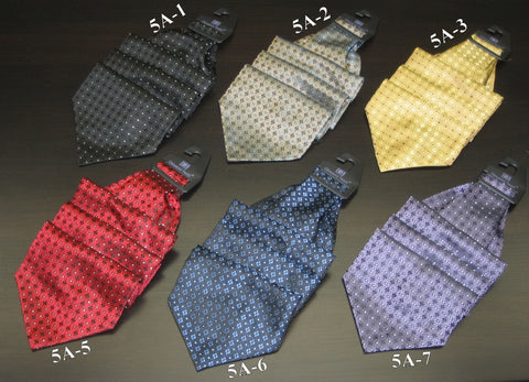 Giovanni Testi Ascot and Hanky Set Style# 5A