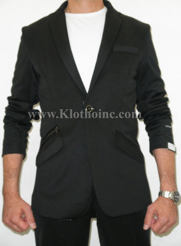 Effetti Sport 'The Jogging Suit' Suit in Black