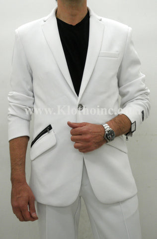 Effetti Sport 'The Jogging Suit' Suit in White