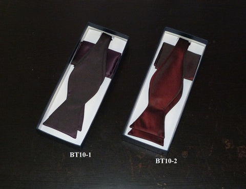 Giovanni Testi Self tie Bow Tie with Hanky Style# BT10
