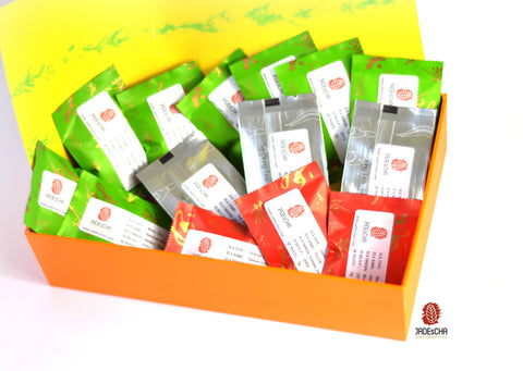Tea Tasting Kit for All