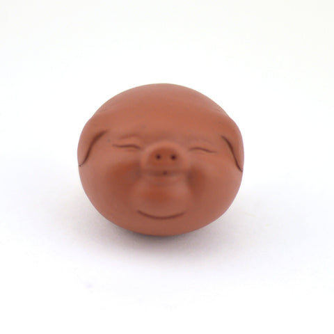 Tea Pet - Red Lucky Pig
