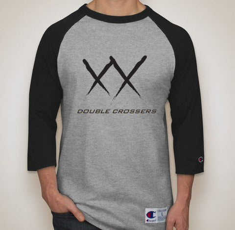 SALE! Double Crossers Baseball Shirt
