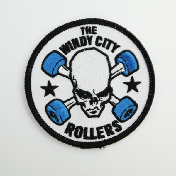 Windy City Rollers Logo Patch