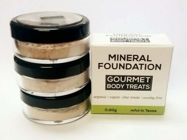 Perfecting Mineral Foundation - Gourmet Body Treats