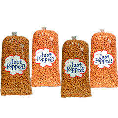 Chicago Style Cheese and Caramel Gourmet Popcorn 4-Pack (72 Cups per Case)