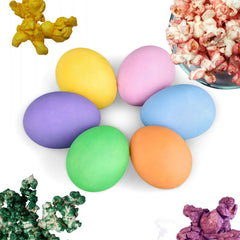 Unicorn Easter Spring Multi-Colored Popcorn 4- Pack (72 Cups Per Case)