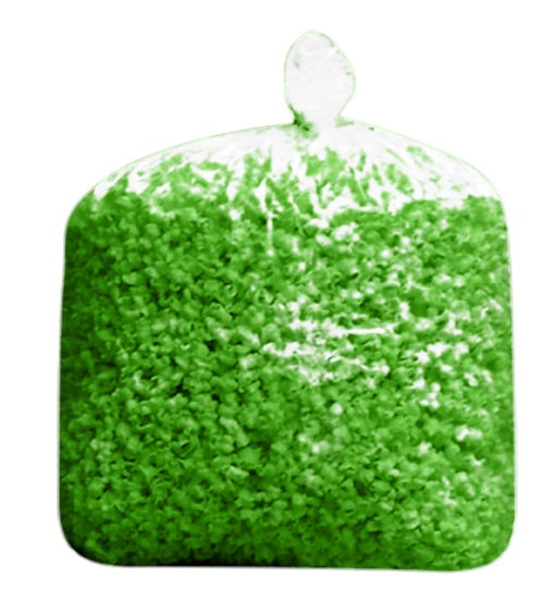 Bulk Large Green Mardi Gras Christmas St Patricks Day Colored Popcorn Bulk Party Bag (175 Cups per Case)