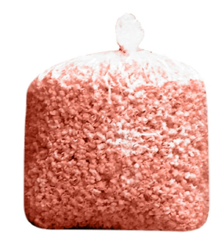 Bulk Pink Valentines Day Breast Cancer Baby Girl Baby Shower Big Bag Large Popcorn Bulk Party Bag (175 Cups per Case)