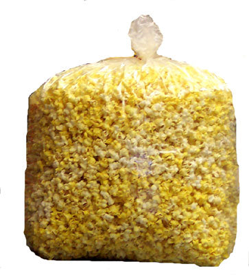Bulk Movie Theater Butter Popcorn Bag 175 Cups