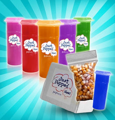 Instant Pink Colored Popcorn Kit 3- Pack