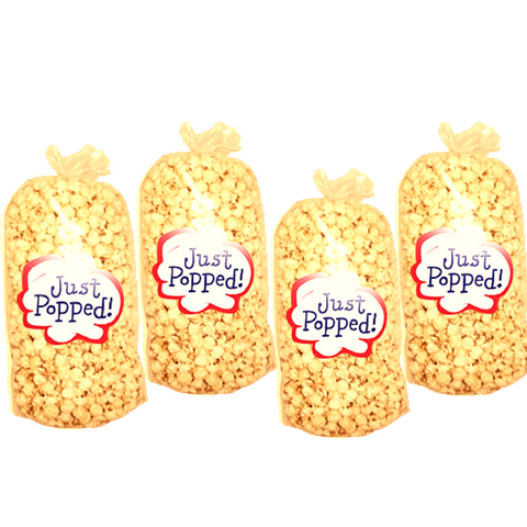 Pumpkin Spiced Kettle Corn 4-Pack (64 Cups Per Case)