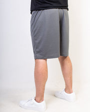 Original Boulder Grey Athletic Shorts - Mens shorts with pockets