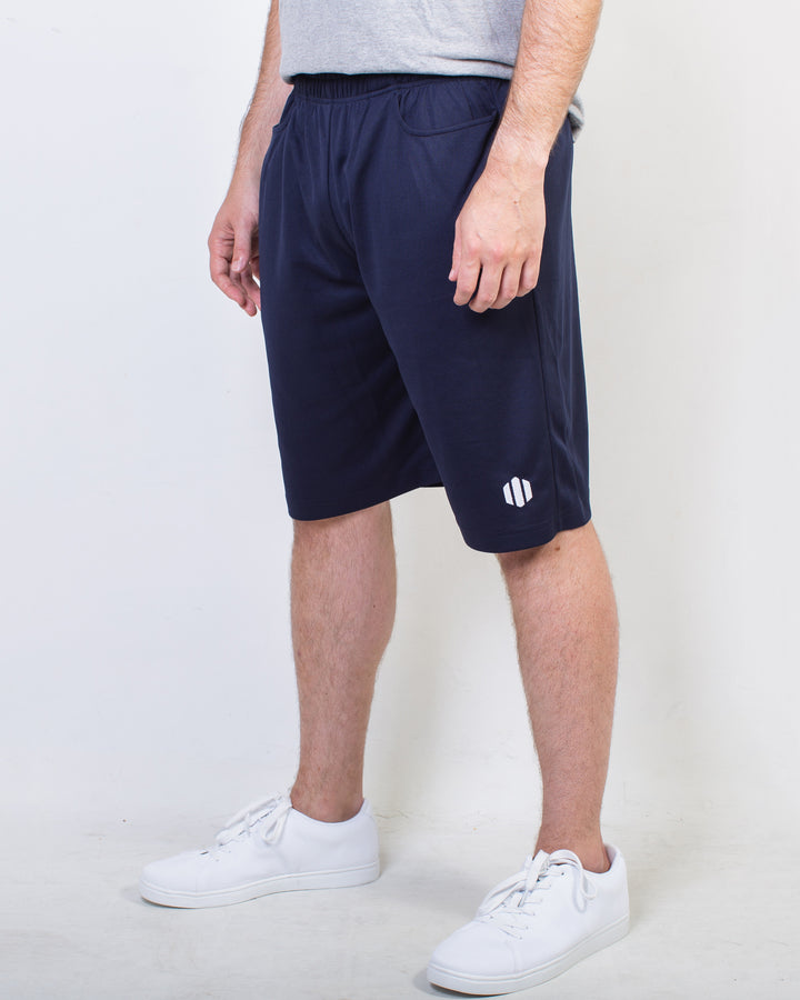 Original Navy Blue Athletic Shorts