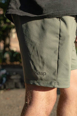 shorts with premium pockets