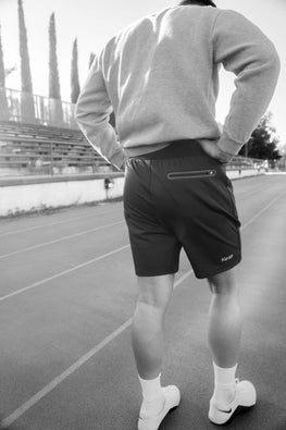 Essential Workout Shorts with Pockets