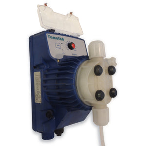 Metering pump Seko APG 603 1GPH max @ 175 psi with PVDF liquid end  ( APG603 ) - Yamatho Supply